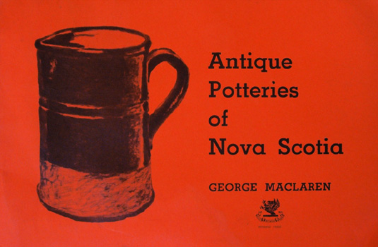 Antique Potteries of Nova Scotia
