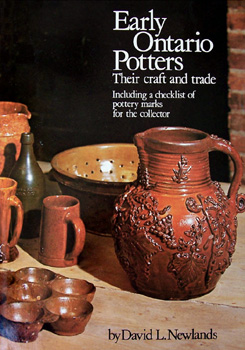 Early Ontario Potters, Their Craft and Trade