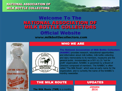 National Association of Milk Bottle Collectors