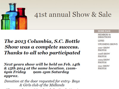 South Carolina Bottle Club