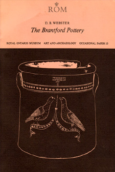 The Brantford Pottery 1849-1907