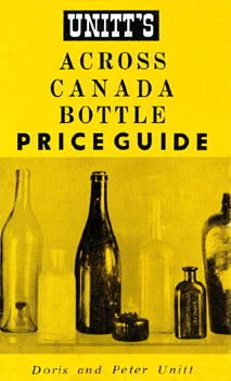 Unitt's Across Canada Bottle Price Guide